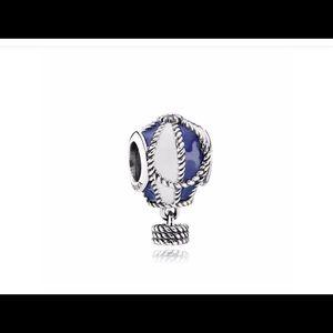 Pandora Up & Away Hot Air Balloon Charm